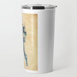 Venom Snake - Metal Gear Solid Travel Mug