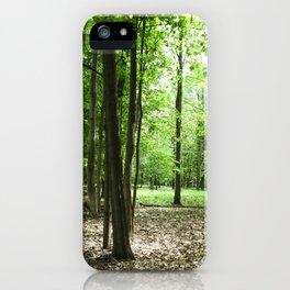 Verdant iPhone Case