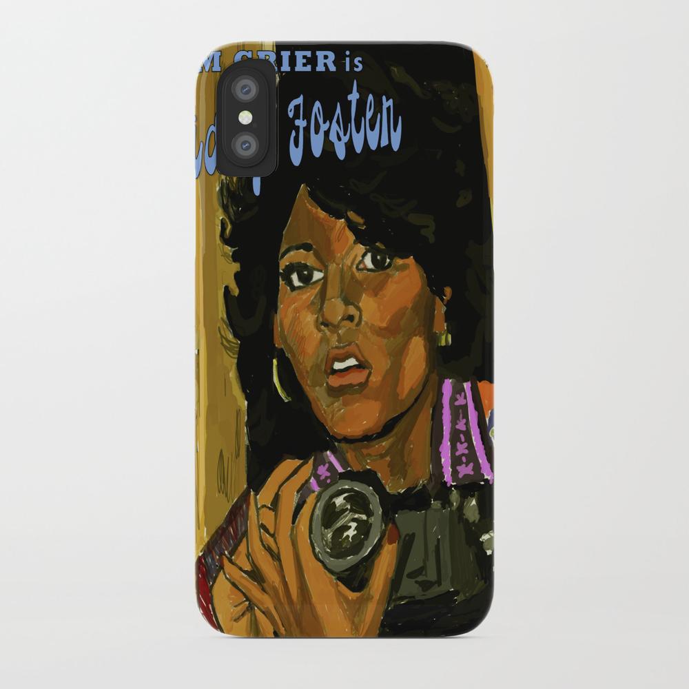 Friday Foster Phone Case by Adrockhoward PCS8903351