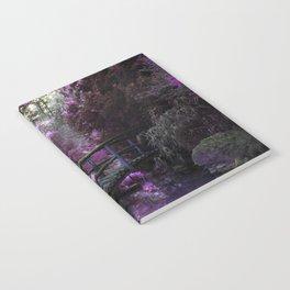 Tea Garden Notebook