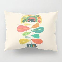 Fan Flower Pillow Sham