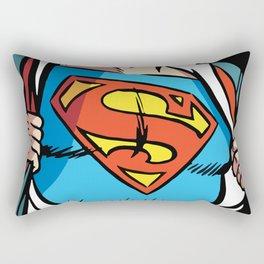 Classic Superman Rectangular Pillow