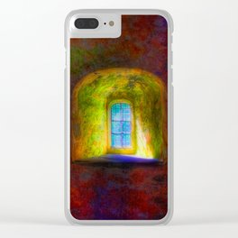The Room In My Mind Where My Memories Are Stored Clear iPhone Case
