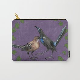 Grackles Carry-All Pouch