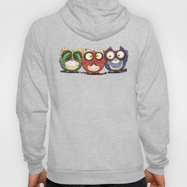 Hear No Evil The Hoot Owls Hoody