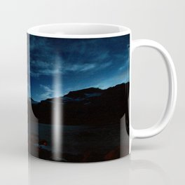 Backpacking Fire Coffee Mug