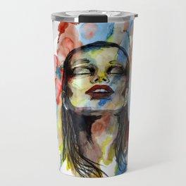 """Mirabelle"" by carographic Travel Mug"