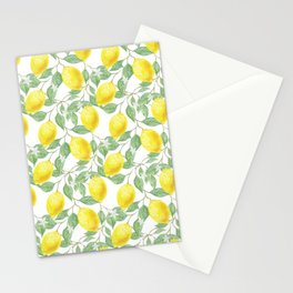 Make Lemonade Stationery Cards