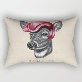 Norma Doe Rectangular Pillow