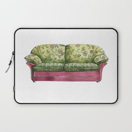 Green sofa Laptop Sleeve