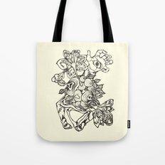 See Eden - linework Tote Bag