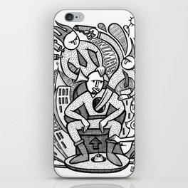 Reservoir Gods - PopCore 14 iPhone Skin