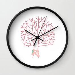 treehugger Wall Clock