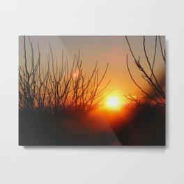 Spanish Sunrise Metal Print