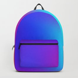 Vivid Holo Gradient Backpack