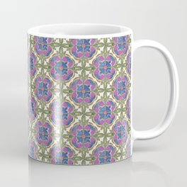 oriental tile pattern Coffee Mug