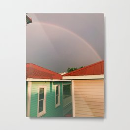 View from Gravel Pit Metal Print