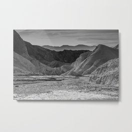 Deathvalley Metal Print