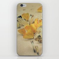 magic the gathering iPhone & iPod Skins featuring Gathering by diannetanner