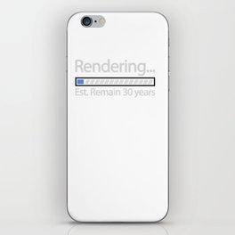 Render iPhone Skin