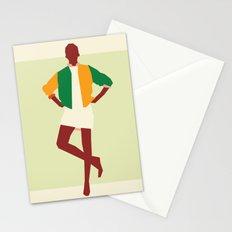 Fashion Dance 7 Stationery Cards