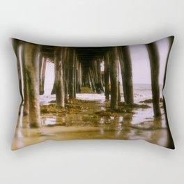El Muelle Rectangular Pillow