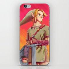 The Knight iPhone & iPod Skin