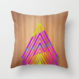Session 13: XXXV Throw Pillow