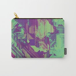 Glitchy 1 Carry-All Pouch