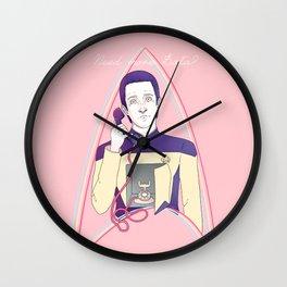 Unlimited Data Wall Clock