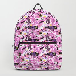 Bright tennis Backpack