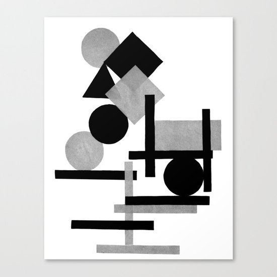 Shampagne Canvas Print