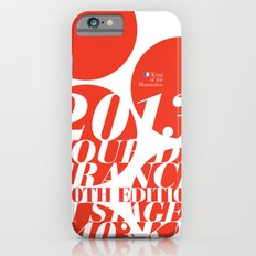 King of the Mountains: Tour de France 2013 iPhone 6s Slim Case
