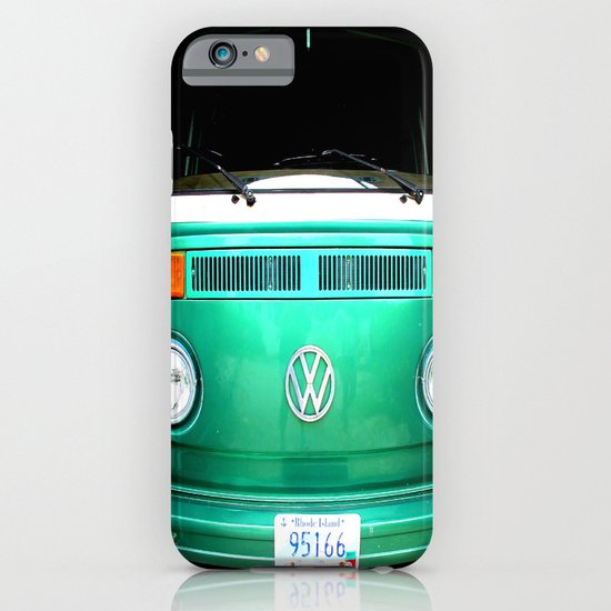 vw luv iPhone & iPod Case