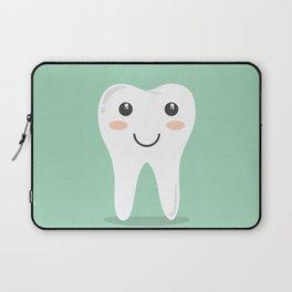 Cute Teeth Laptop Sleeve
