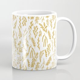 Leaves pattern Coffee Mug