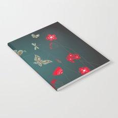 Tatemae Japanese Green Notebook