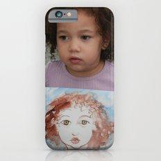 Alice Still In Wonderland iPhone 6s Slim Case