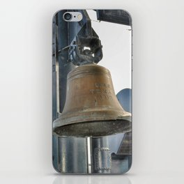 Ship Bell iPhone Skin