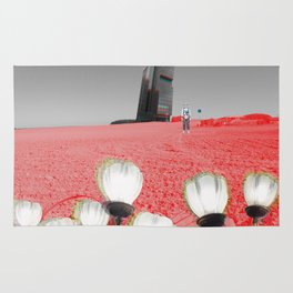 Surreal Living 27 · The Visitor Rug