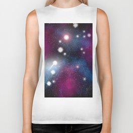 In A Galaxy, Far Far Away Biker Tank