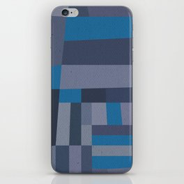 49th And Oak Tex iPhone Skin
