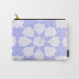 Flower Of Morocco - Abstract Pattern Carry-All Pouch