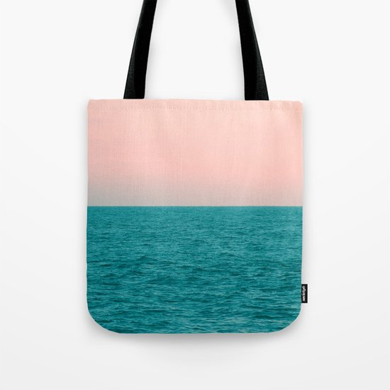 #Turquoise #Sea Tote Bag