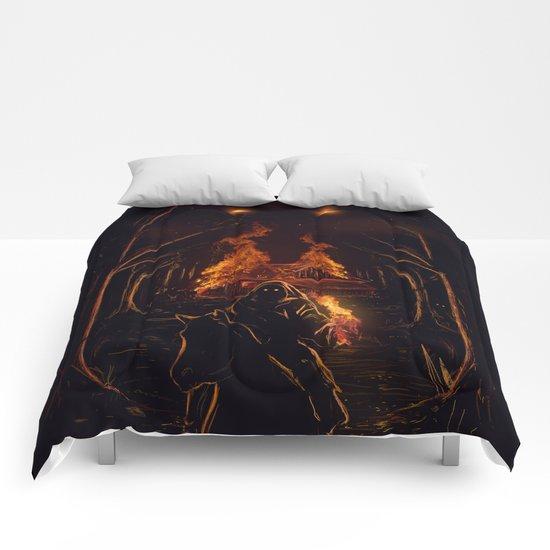 The Arsonist Comforters