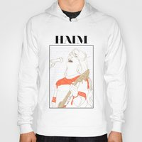 haim Hoodies featuring Danielle Haim by chazstity