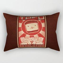 Tofu Revolution Rectangular Pillow