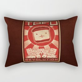 Tofu Revolution Rectangular Pillow