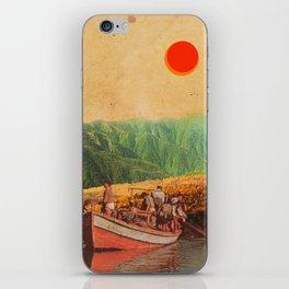 Eternal Noons iPhone Skin