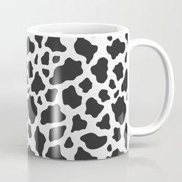 Black and White Cow Print Coffee Mug